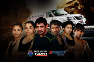 Sporty Solutionz signs as Commercial Partner for WFI and TATA Motors Principal Sponsor